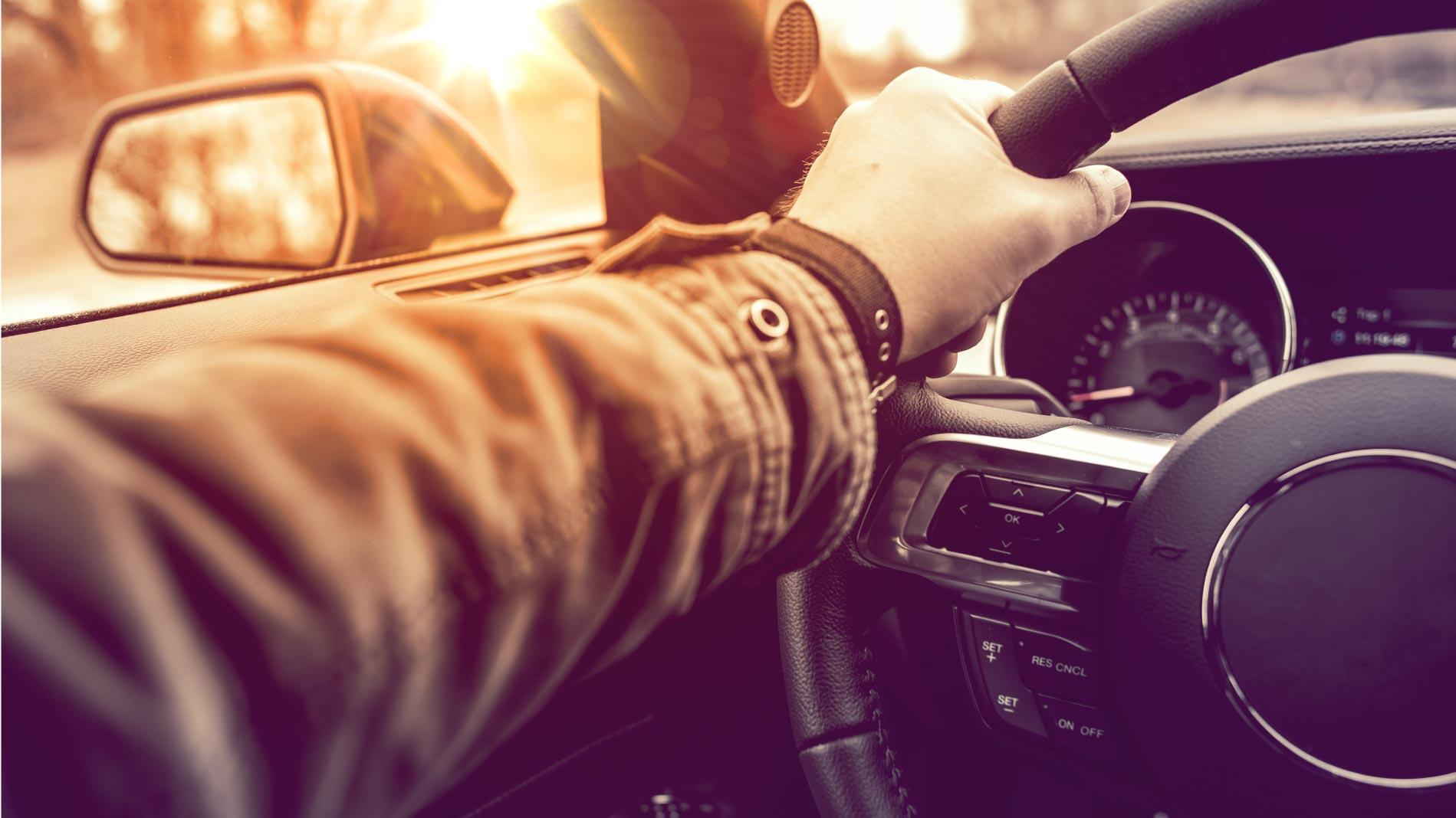 proteggere l'auto dal sole - carrozzeria alle cave
